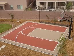 Backyard Pool And Basketball Court Sport Court Game Court Vs Backyard Pool Sport Court