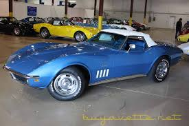 1969 corvette for sale 1969 corvette l46 convertible for sale at buyavette atlanta
