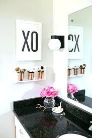 Makeup Bathroom Storage Makeup Bathroom Storage Design Decoration