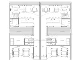Duplex House Plans For Narrow Lots 25 Best Duplex House Plans Images On Pinterest Duplex House