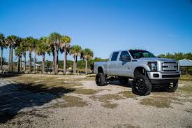 Old Ford Truck Lifted - silver bullet ford f 250