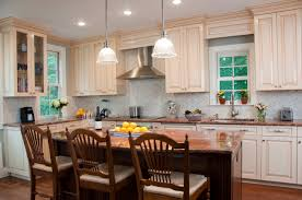 Resurfaced Kitchen Cabinets Before And After Reface Kitchen Cabinets Or Paint Tehranway Decoration