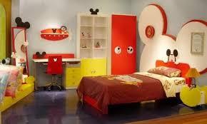 desain kamar winnie the pooh kamar tidur anak tema mickey mouse