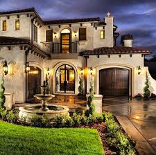 mediterranean style mansions mediterranean exterior of home with pathway exterior