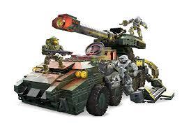 siege canon amazon com mega bloks dpj94 halo wars 2 unsc kodiak siege