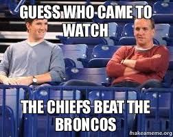 Go Broncos Meme - chiefs broncos meme 28 images 22 meme internet chiefs fan