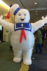 stay puft marshmallow man halloween costume the most uncommon cosplay at fan expo canada the mary sue