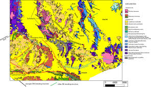 structural overprinting of mesozoic thrust systems in eastern