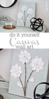 winsome shabby chic wall decor for nursery diy canvas wall art