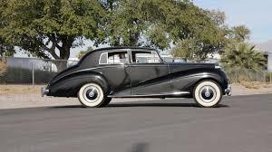 classic rolls royce wraith 1952 rolls royce silver wraith s107 rogers u0027 classic car museum