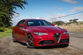 2017 alfa romeo giulia review first drive news cars com