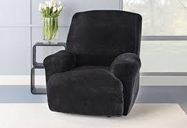 Oversized Recliner Cover Recliner Slipcovers Wing Chair Recliner Slipcovers Covers For