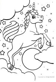 coloring pages unicorn rainbow printable new superb kids frank