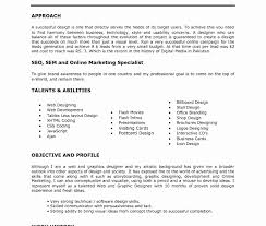 sle designer resume web designer resume sle exles template best objective