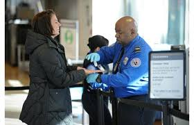 New York travel security images What next armed border guards to greet pat down wary passengers jpg