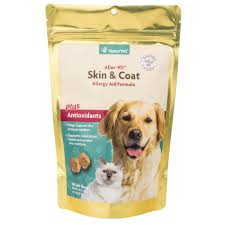 naturvet naturals dog u0026 cat allergy aid soft chews petco