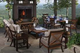 World Market Patio Furniture Origin Of The Perfect Picnic From Wrought Iron Patio Tables To