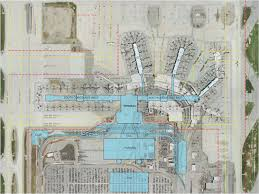 Slc Airport Map Salt Lake City International Airport To Be Demolished And Rebuilt