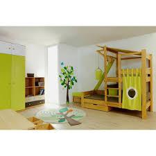 chambre cabane enfant lit enfant avec cabane perchée en l air de breuyn ma chambramoi