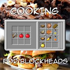 minecraft cuisine overview cooking for blockheads mods projects minecraft