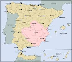 Map Of Madrid Spain by Final Offensive Of The Spanish Civil War Wikipedia