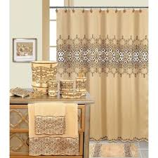 Yellow Brown Curtains Brown Shower Curtains You U0027ll Love Wayfair