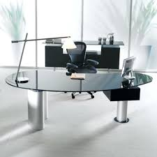 Home Office Glass Desks Glass Desks For Home Oval Glass Desks Cheap Glass Computer Desks