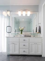 White And Gray Bathrooms Top 10 Fixer Upper Bathrooms Restoration Redoux