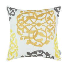 home fantasy design inc calitime cushion cover pillows shell home sofa decor floral