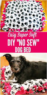 best 25 diy dog bed ideas on pinterest dog beds diy projects