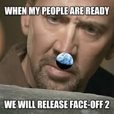 Nicolas Cage Face Meme - livememe com creator nicolas cage