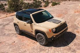 jeep renegade comanche pickup concept new 2017 jeep renegade deserthawk to debut at l a auto show