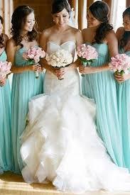 light blue bridesmaid dresses on luulla