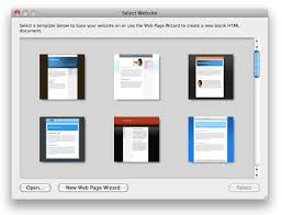 webdesign download the mac html editor webdesign for mac os x