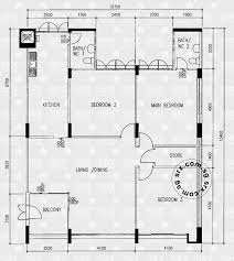 floor plans for tampines street 42 hdb details srx property