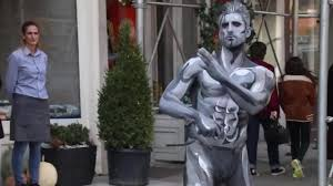 Silver Halloween Costume Epic Silver Surfer Halloween Costume Nyc Image Version