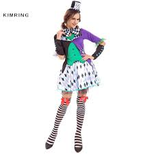 Womens Mad Hatter Halloween Costume Mad Hatter Costume Reviews Shopping Mad Hatter Costume