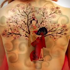 cherry blossom tattoos meanings allcooltattoos com