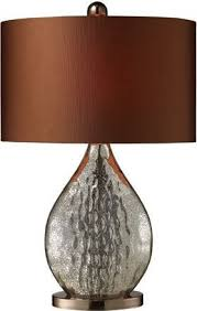 mercury glass lamps easy home concepts