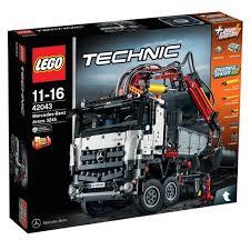 lego technic lego 42043 technic mercedes arocs 3245 lego technic uk