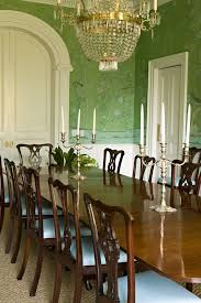 green dining room ideas dining room great affordable chinoiserie wallpaper decorating