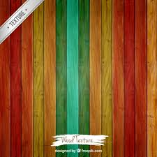 colorful wood texture vector free