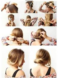 Hochsteckfrisurenen Selber Machen Glatte Haare by 100 Frisuren Selber Machen Glatte Haare Frisuren Selber