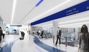 lax international airport renovation united airlines