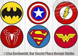 25 superhero logos ideas superhero
