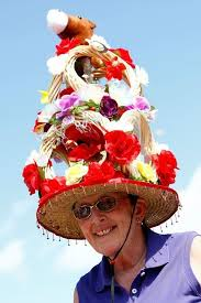 Kentucky Derby Flowers - kentucky derby hats 26 of the most ornate creations