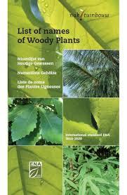 List Of Tropical Plants Names - list of names of woody plants naamlijst van houtige gewassen