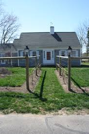 build grape trellis designing and building home and backyard vineyards king street