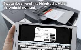 bizhub remote access for iphone ipad for android konica minolta