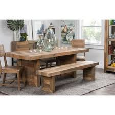 Distressed Dining Room  Kitchen Tables Shop The Best Deals For - Distressed kitchen tables